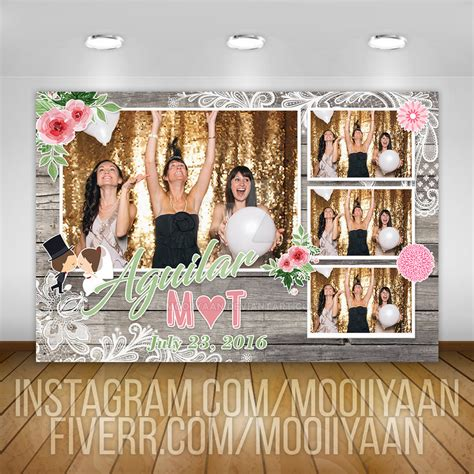 wedding photo booth template wedding photo booth template by mooiiyaan on deviantart