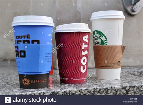 Coffee Cups Caffe Nero Costa Starbucks Stock Photo Cleaning Coffee Maker Hot Plate Nature's Promise Sumatra Decaf Buy Online Diedrich Scooter's Origin Clean Pot Bleach Crop Scooters Keto
