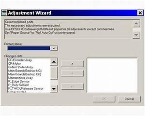 Epson Stylus Pro 7800 Adjustment Wizard 2 With Nvram