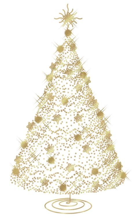 christmas tree clip art transparent background