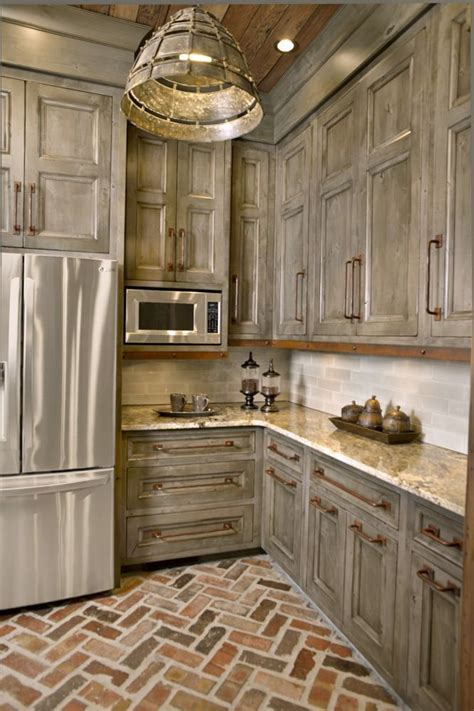kitchen islands that look like furniture best 25 rustic cabinets ideas on cabinet