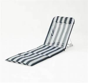 Matelas De Plage Avec Dossier Décathlon : matelas de plage et caldos banasal ray bleu ~ Melissatoandfro.com Idées de Décoration