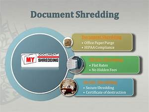 Residential document shredding for Document shredding for residential