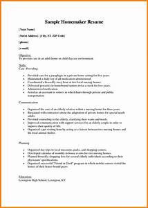 how to list homemaker on resume resume ideas With homemaker resume