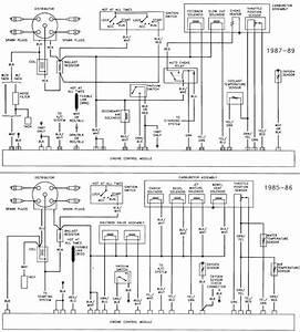 1987 Dodge W150 Wiring Diagram