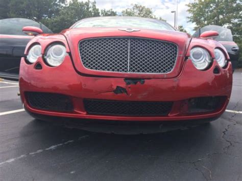 purchase   bentley continental gt coupe  candy