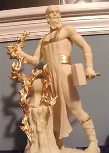 Hephaestus - Mark Dawod Greek And Roman Gods