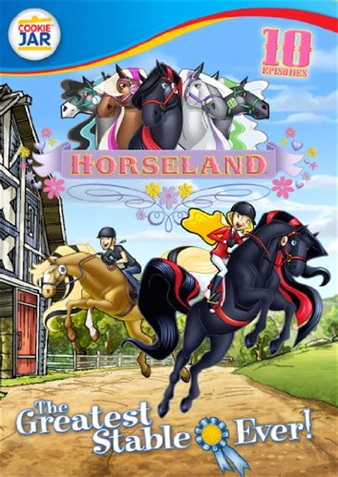 horseland tv listings tv schedule  episode guide