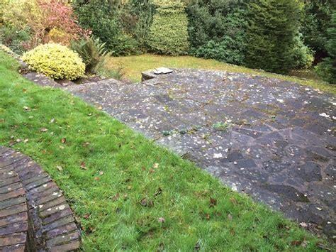 rear garden design in sevenoaks kent millhouse landscapes
