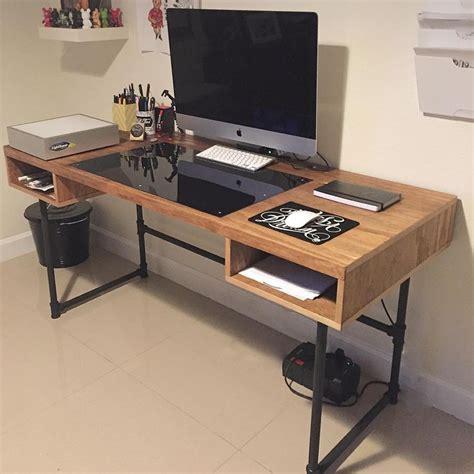 how to build a computer desk how to build computer desk design decoration