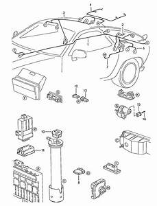 Porsche 928 Wiring Harness In