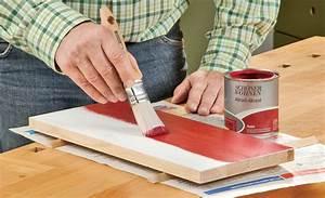Rohe Wände Streichen : anleitung spr hlackieren lernen lackieren streichen ~ Orissabook.com Haus und Dekorationen