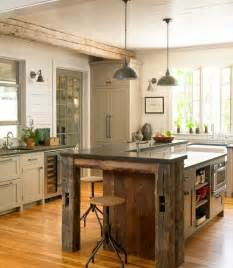 kitchens with islands ideas 30 rustic diy kitchen island ideas