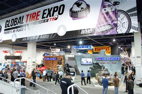 global tire expo powered tia tire industry association