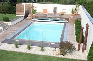 Pool Mit überdachung : schwimmbecken berdachung superflat ~ Michelbontemps.com Haus und Dekorationen