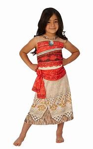 Classic Moana Costume Fancy Dress Costumes & Party ...