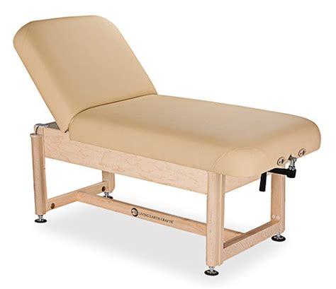 napa manual tilt spa treatment table trestle base