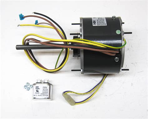 ac condenser fan motor replacement ac air conditioner condenser fan motor 1 5 hp 1075 rpm 230