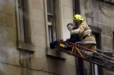 Edinburgh Tenement Fire