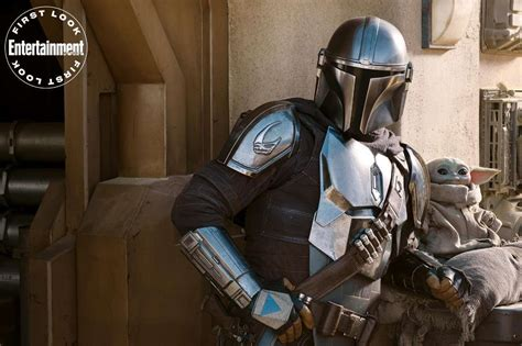 First Look Released of 'The Mandalorian' Season 2 - Disney ...