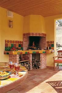 Prix D Un Barbecue : construire son barbecue en brique r fractaire alimentaire ~ Premium-room.com Idées de Décoration