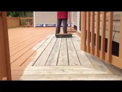 deck resurfacer vs stain olympic rescue it deck resurfacer 5 almost done with