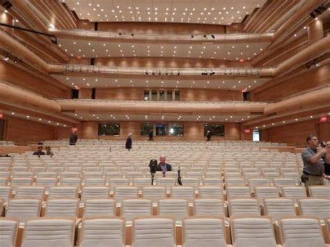 nouvelle salle de concert pour l orchestre de montr 233 al le point