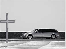 Maybach Funeral Car