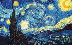 Van Gogh Art Activity