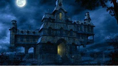 Halloween Night Haunted Haunt Castle Awards Homealone