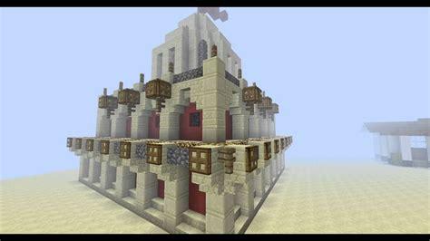 minecraft sandstone building youtube