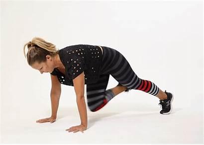 Mountain Climber Shape Cardio Exercise Workout Fitness