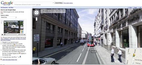 google streetview   news webologist