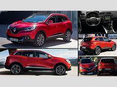 Renault Kadjar 2016 pictures, information & specs