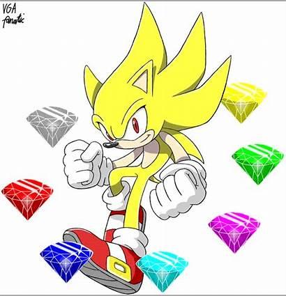 Sonic Hyper Vgafanatic Deviantart Hedgehog Fan Drawings