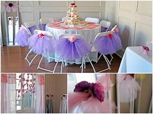 Pink + Purple Ballerina Tea Party! | Pizzazzerie