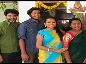 Suma kanakala and Rajiv Family Beautiful Video - YouTube  Family
