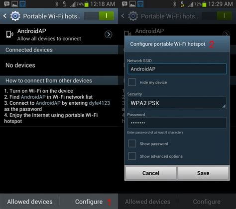 wifi calling android how to an android phone s connection with