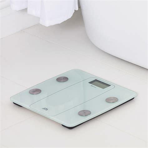 bathroom accessories intelligent bluetooth scale