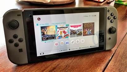 Switch Nintendo Seeking