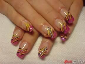 Nail designs design art