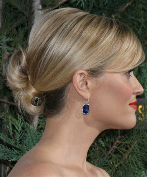 reese witherspoon long straight formal updo hairstyle