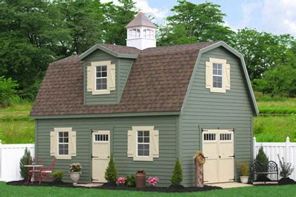 Two Storey Sheds by Discounted Wooden Barns And Garden Tool Sheds From Sheds