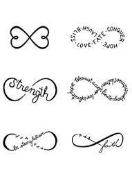 Infinity Couple Tattoos 3001.jpg | tatoo | Pinterest | Tattoo ideen, Partnertattoo und Tattoo