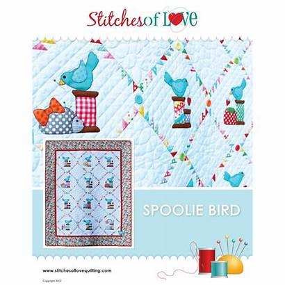 Quilt Patterns Bird Rileyblakedesigns