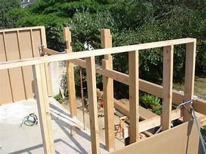 Extension Ossature Bois : construction bois loreh ~ Melissatoandfro.com Idées de Décoration