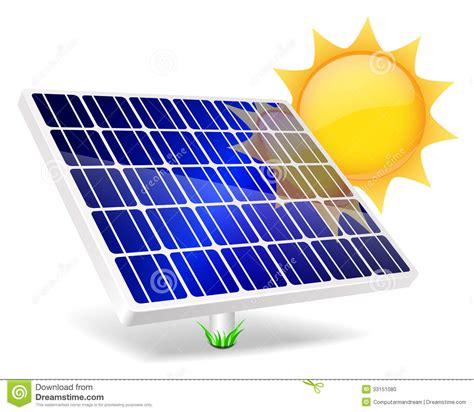 ic 244 ne de panneau solaire photo stock image 33151080