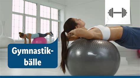 Produktvideo  Gymnastikbälle Crivit  Mehr Freude Für