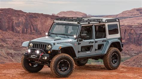 Jeep The 20192020 Jeep Wrangler Front View 20192020