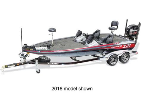 Used Nitro Bass Boats In Kentucky by Nitro Boats For Sale In Kentucky